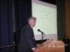 Hon. Consul of Romania in Boston, Dan Dimancescu presenting at the San Francisco Commonweatlth Club, May 1, 2006